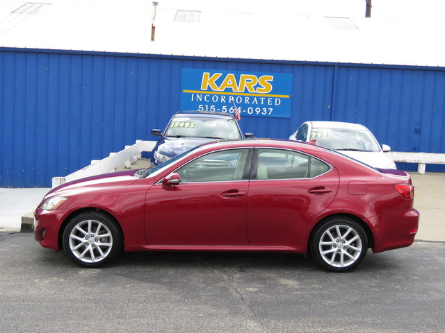 2011 Lexus IS 250 AWD  - B46389P  - Kars Incorporated - DSM
