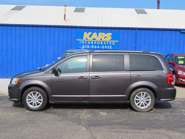 2018 Dodge Grand Caravan SXT  - J67967  - Kars Incorporated - DSM