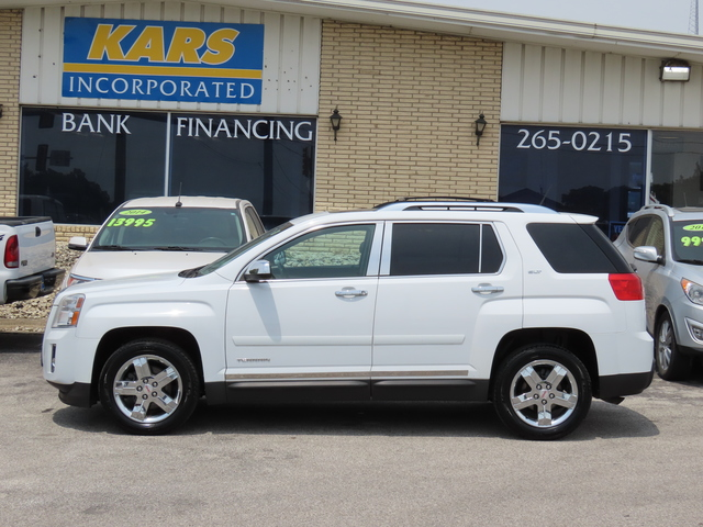 2013 GMC TERRAIN SLT  - D11796D  - Kars Incorporated - DSM