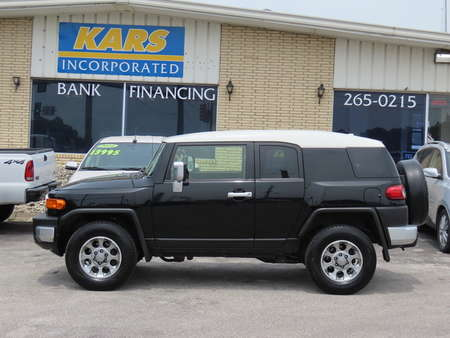 2012 Toyota FJ Cruiser 4WD for Sale  - C46585D  - Kars Incorporated - DSM