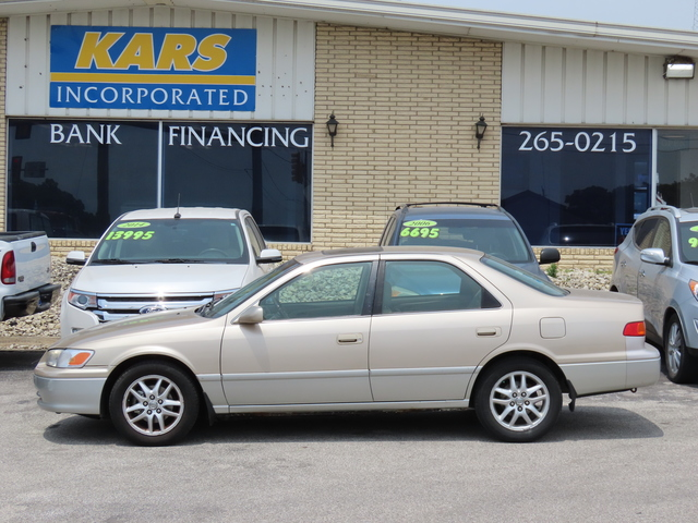 2001 Toyota Camry LE  - 129860D  - Kars Incorporated - DSM