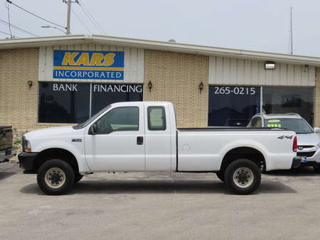 2003 Ford F-250 XL 4WD SuperCab for Sale  - 385842  - Kars Incorporated - DSM