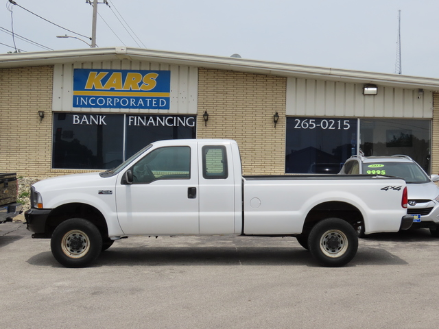 2003 Ford F-250 XL 4WD SuperCab  - 385842  - Kars Incorporated - DSM