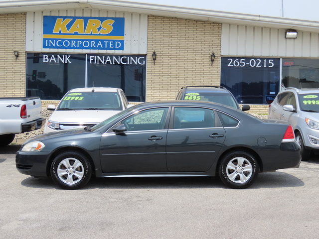 2013 Chevrolet Impala LS  - D41210D  - Kars Incorporated - DSM
