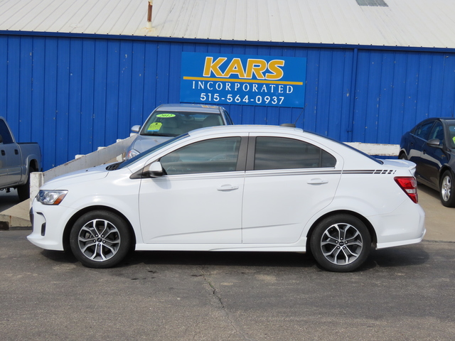 2018 Chevrolet Sonic LT  - J00590  - Kars Incorporated - DSM