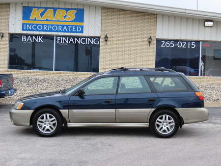 2004 Subaru Legacy Outback for Sale  - 402148D  - Kars Incorporated - DSM