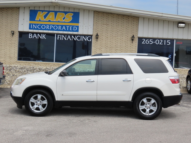 2010 GMC Acadia SL  - A64689D  - Kars Incorporated - DSM