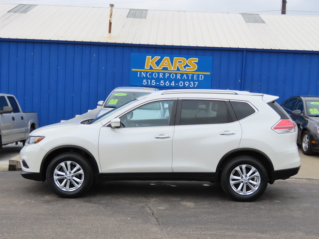 2015 Nissan Rogue  - Kars Incorporated - DSM