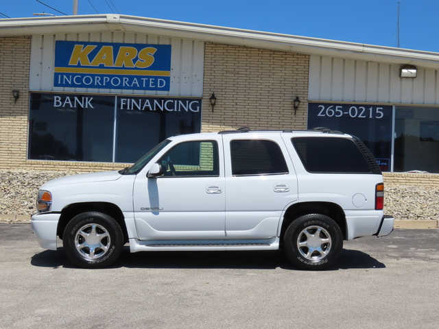 2006 GMC Yukon Denali AWD  - 618084D  - Kars Incorporated - DSM