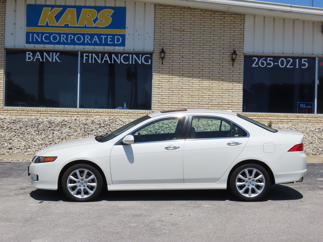 2007 Acura TSX Navi  - 711720D  - Kars Incorporated - DSM