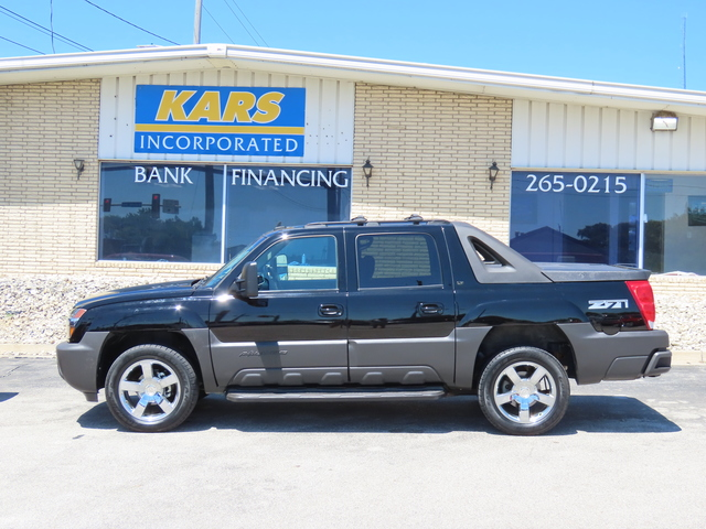 2006 Chevrolet Avalanche Z71 4WD Crew Cab  - 641336D  - Kars Incorporated - DSM