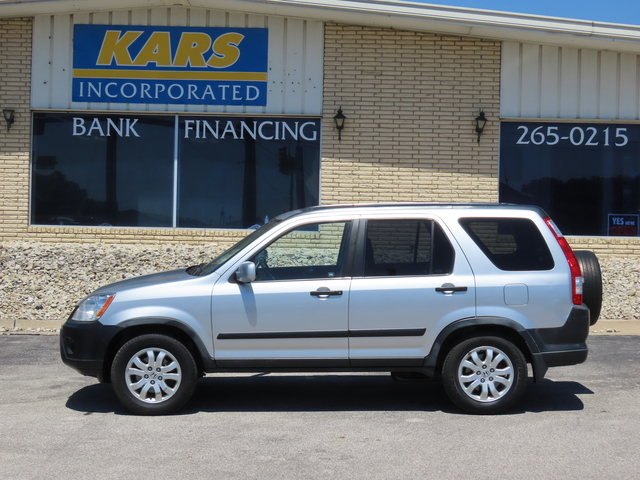 2006 Honda CR-V EX 4WD  - 618912  - Kars Incorporated - DSM