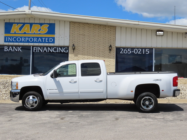 2008 Chevrolet Silverado 3500HD  - Kars Incorporated - DSM
