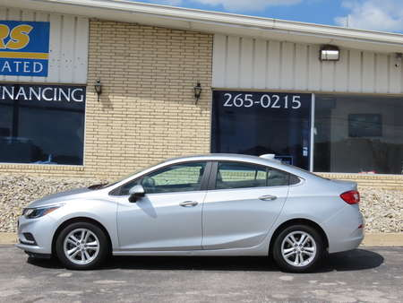 2018 Chevrolet Cruze LT for Sale  - J56061D  - Kars Incorporated - DSM