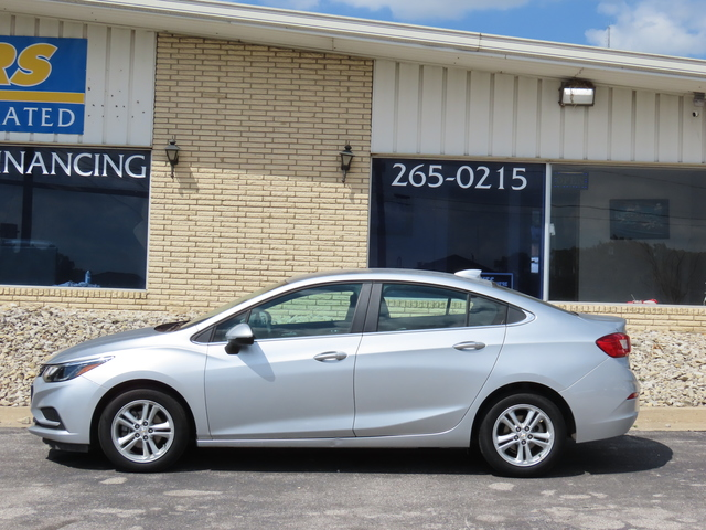 2018 Chevrolet Cruze LT  - J56061  - Kars Incorporated - DSM
