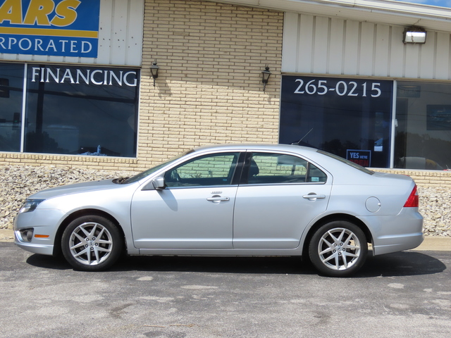 2012 Ford Fusion  - Kars Incorporated - DSM
