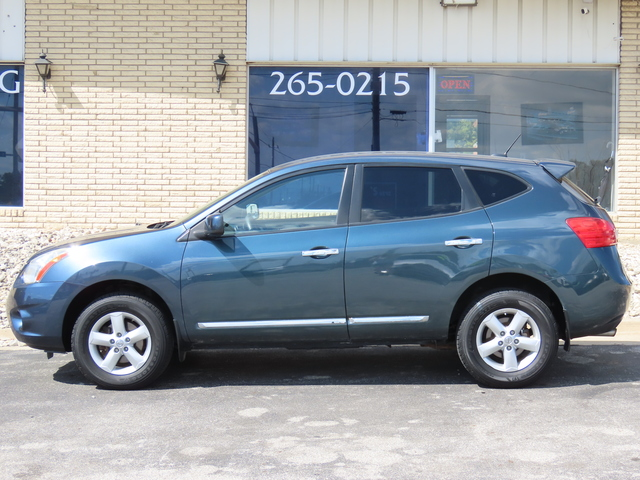 2013 Nissan Rogue S AWD  - D03139  - Kars Incorporated - DSM