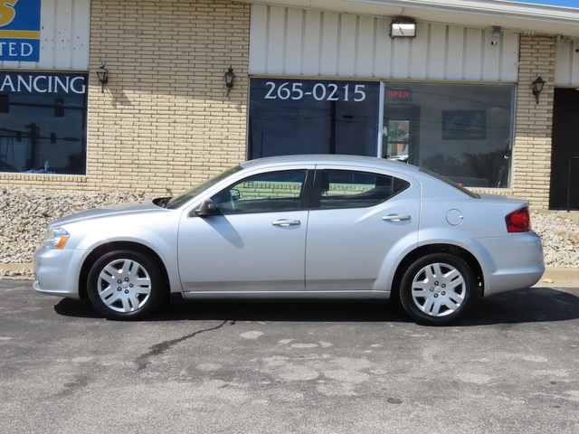 2012 Dodge Avenger SE  - C70174  - Kars Incorporated - DSM