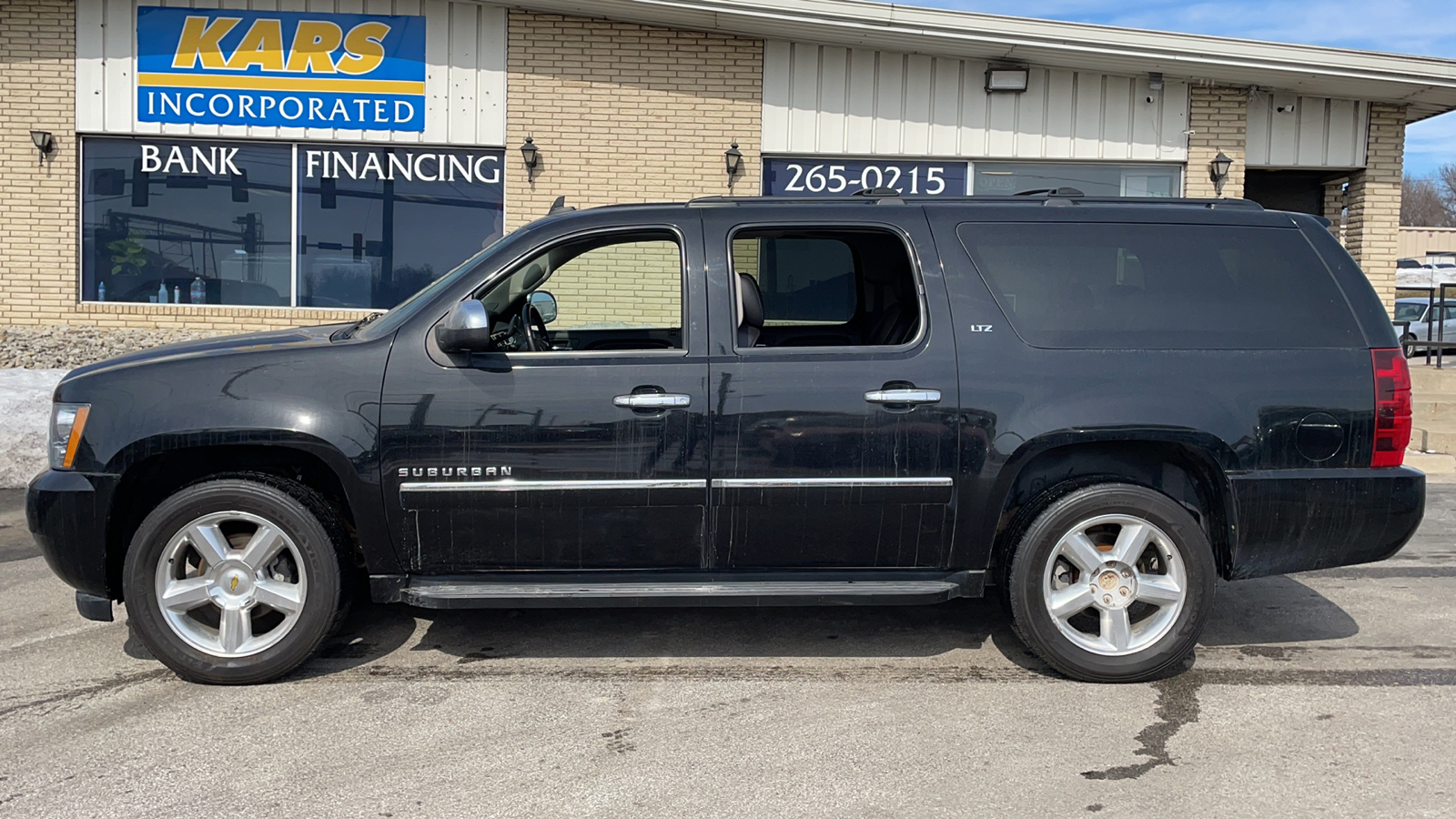 2011 Chevrolet Suburban 1500 LTZ 4WD  - B09644D  - Kars Incorporated - DSM