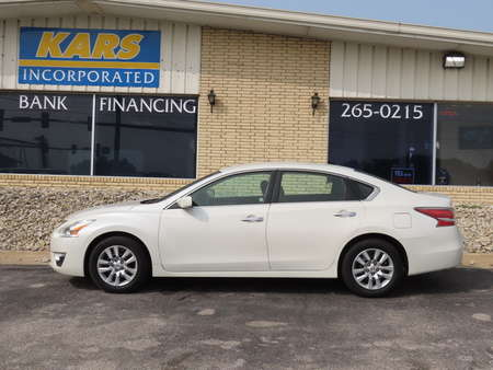 2015 Nissan Altima 2.5 S for Sale  - F42829  - Kars Incorporated - DSM