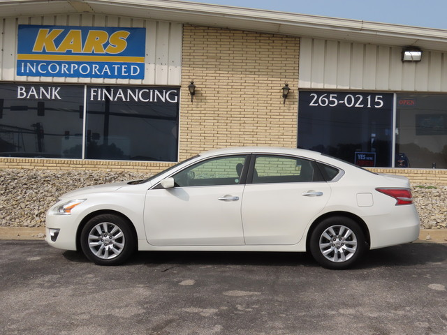 2015 Nissan Altima  - Kars Incorporated - DSM