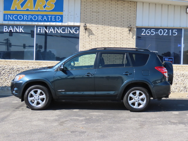2011 Toyota RAV-4 LIMITED 4WD  - B87478D  - Kars Incorporated - DSM