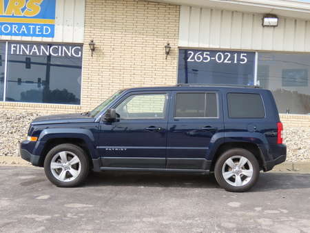 2014 Jeep Patriot Latitude for Sale  - E27967  - Kars Incorporated - DSM