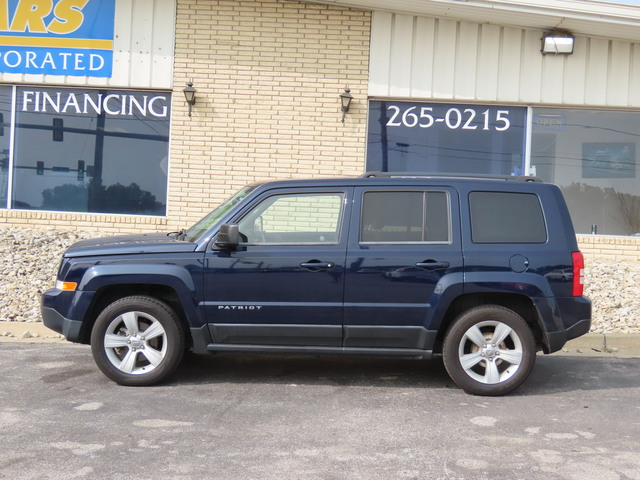 2014 Jeep Patriot Latitude  - E27967  - Kars Incorporated - DSM