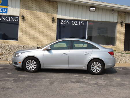 2011 Chevrolet Cruze LT w/1LT for Sale  - B03050  - Kars Incorporated - DSM