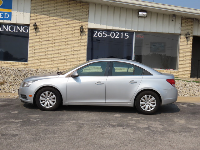 2011 Chevrolet Cruze LT w/1LT  - B03050  - Kars Incorporated - DSM