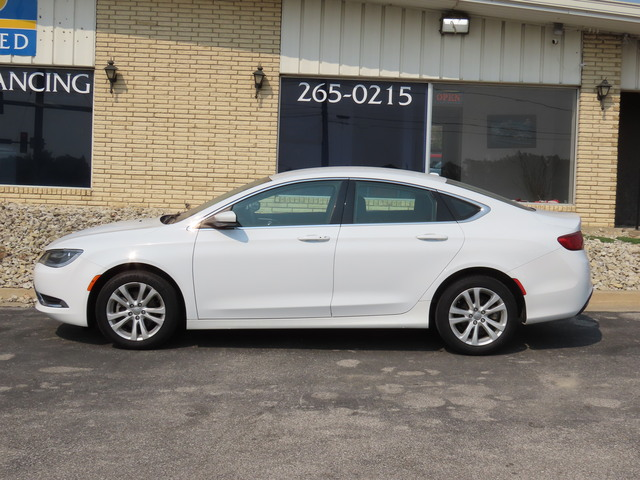 2015 Chrysler 200 LIMITED  - F08131  - Kars Incorporated - DSM