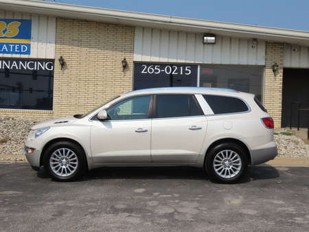 2010 Buick Enclave CXL AWD for Sale  - A68693D  - Kars Incorporated - DSM