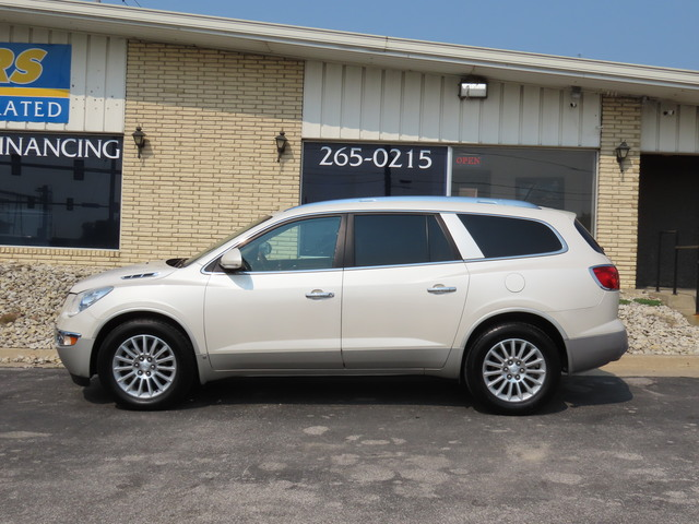 2010 Buick Enclave CXL w/1XL AWD  - A68693  - Kars Incorporated - DSM