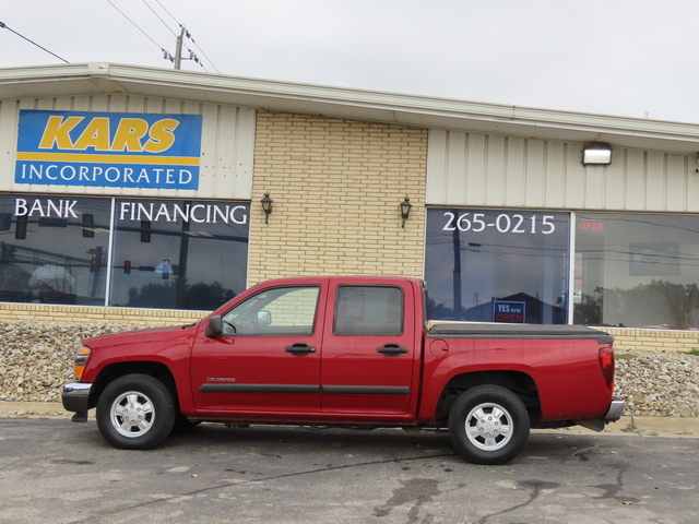 2004 Chevrolet Colorado 1SC LS Z85 Crew Cab  - 473738  - Kars Incorporated - DSM