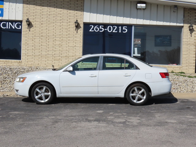 2007 Hyundai Sonata SE  - 755339  - Kars Incorporated - DSM