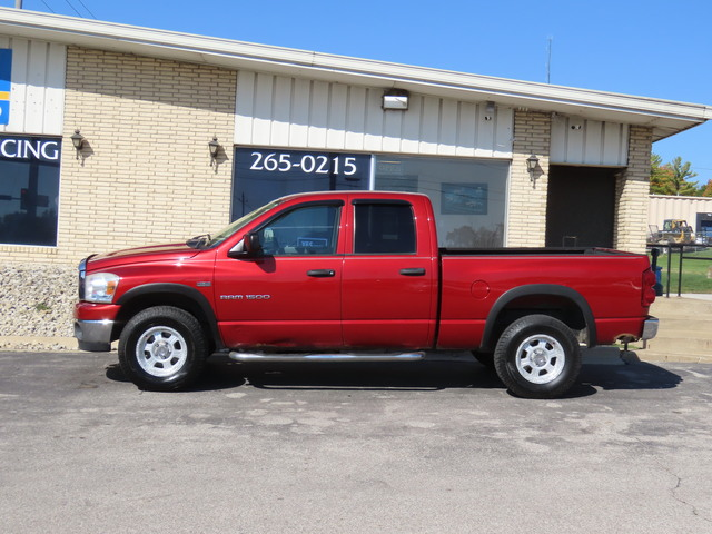2007 Dodge Ram 1500 SLT 4WD Quad Cab  - 702160  - Kars Incorporated - DSM