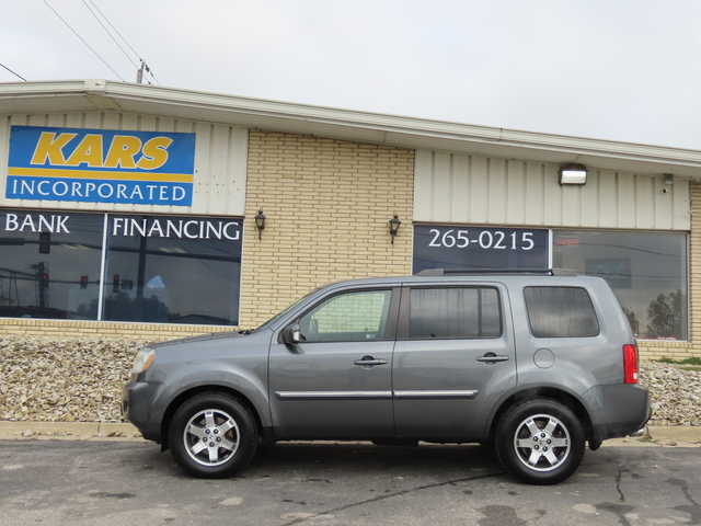 2010 Honda Pilot TOURING 4WD  - A32178  - Kars Incorporated - DSM