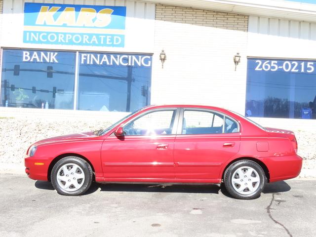 2004 Hyundai Elantra GLS  - 481943  - Kars Incorporated - DSM