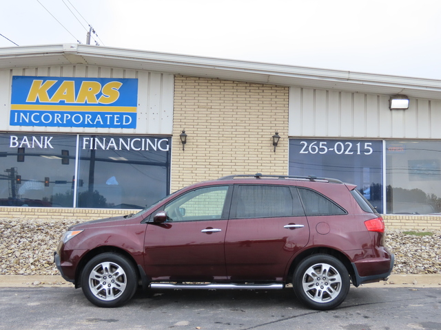 2009 Acura MDX AWD  - 929994  - Kars Incorporated - DSM