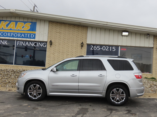 2012 GMC Acadia DENALI AWD  - C22365  - Kars Incorporated - DSM