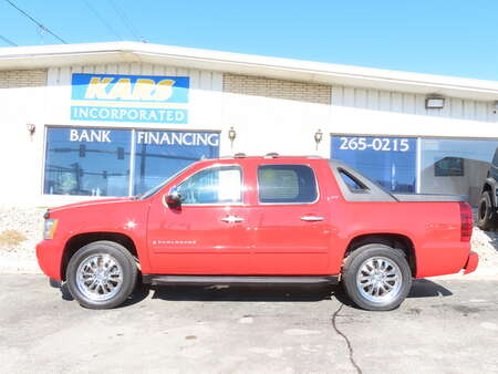 2007 Chevrolet Avalanche LTZ 4WD Crew Cab for Sale  - 775991  - Kars Incorporated - DSM