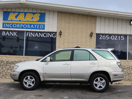 2001 Lexus RX 300 4WD for Sale  - 114665  - Kars Incorporated - DSM
