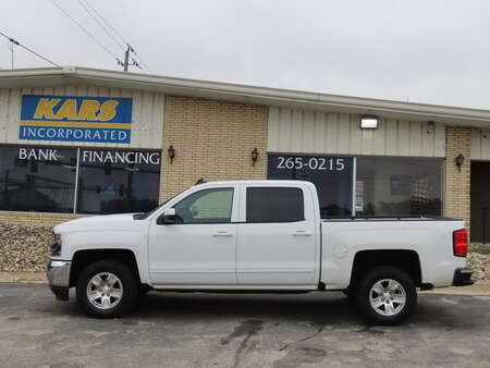 2017 Chevrolet Silverado 1500 LT 4WD Crew Cab for Sale  - H28692  - Kars Incorporated - DSM