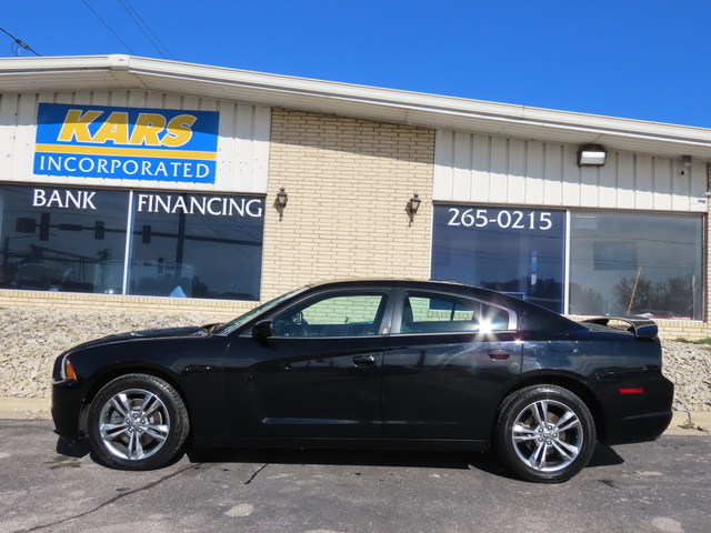 2014 Dodge Charger SXT AWD  - E17550  - Kars Incorporated - DSM