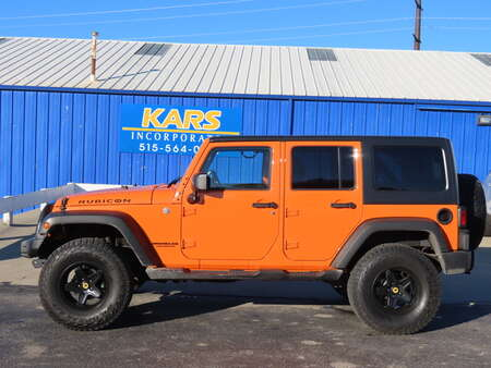 2012 Jeep Wrangler Rubicon 4WD for Sale  - C51187  - Kars Incorporated - DSM
