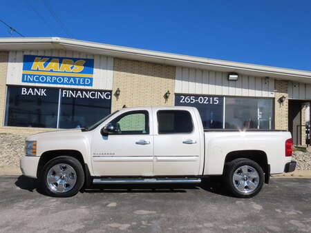 2011 Chevrolet Silverado 1500 LTZ 4WD Crew Cab for Sale  - B26509  - Kars Incorporated - DSM