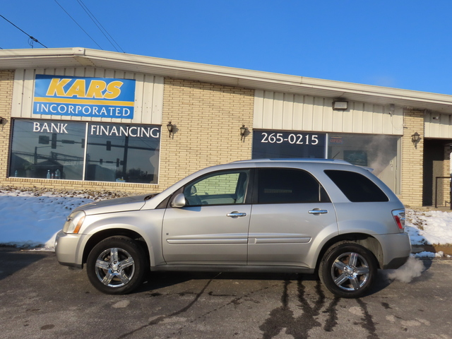 2008 Chevrolet Equinox LS AWD  - 838445D  - Kars Incorporated - DSM