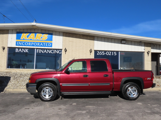 2005 Chevrolet Silverado 1500 Z71 4WD Crew Cab  - 501763D  - Kars Incorporated - DSM