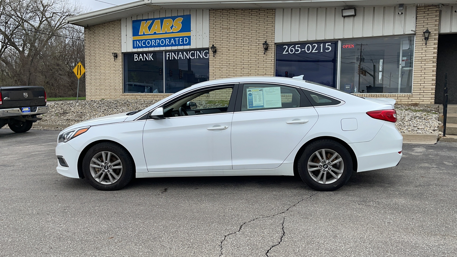 2017 Hyundai Sonata ECO  - H44180D  - Kars Incorporated - DSM