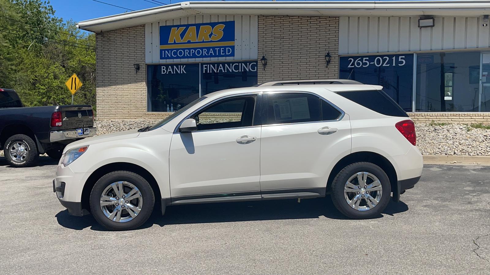 2014 Chevrolet Equinox LT AWD  - E00654D  - Kars Incorporated - DSM
